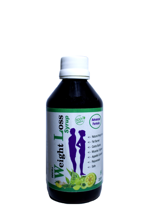 INNORA ADVANCED WEIGHT LOSS SYRUP 200ml
