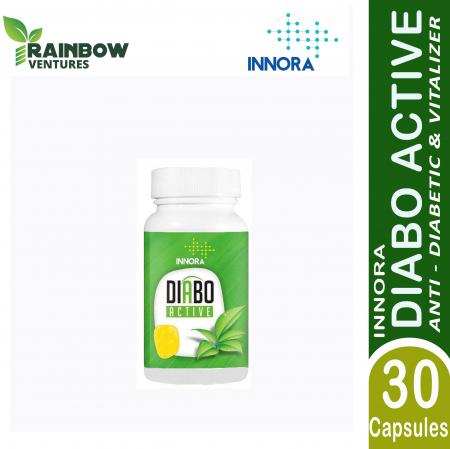 INNORA DIABO ACTIVE 30 CAPSULES
