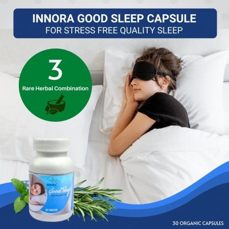 INNORA GOOD SLEEP 30 CAPSULES